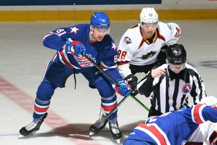 Wrong approach dooms Amerks in loss to Cleveland