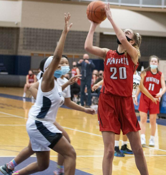 Emmick stars as Penfield girls advance to Class AA final