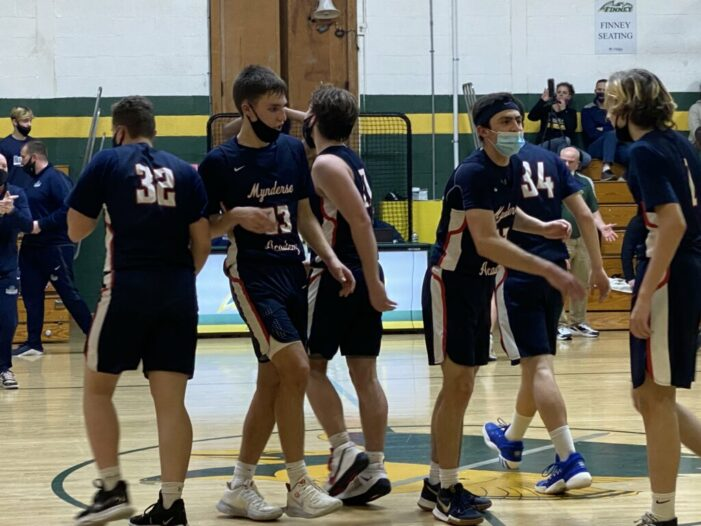 Mynderse makes 17 3-pointers in semifinal win over Finney