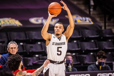 Bonnies not letting NCAA probability affect  Championship Game preparation