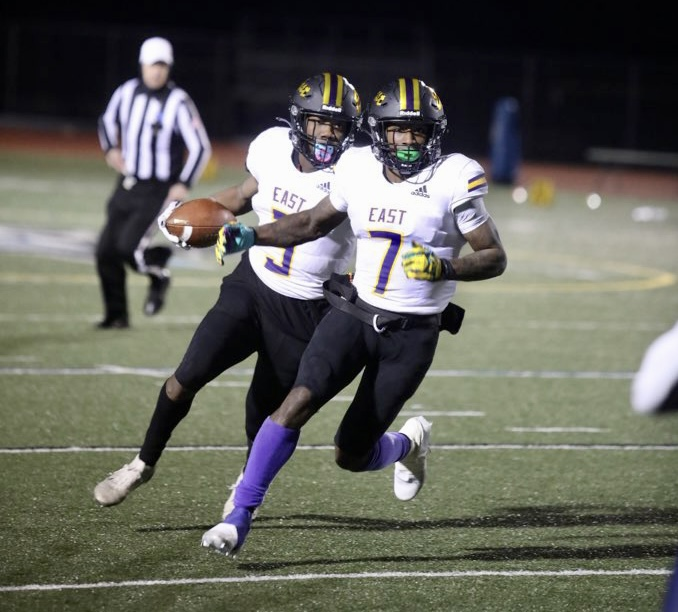 East returns to form in win over Eastridge