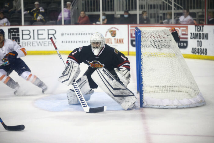 Amerks sign Christopoulos to professional contract