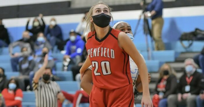 Haley Emmick keys Penfield's Class AA sectional title in final game