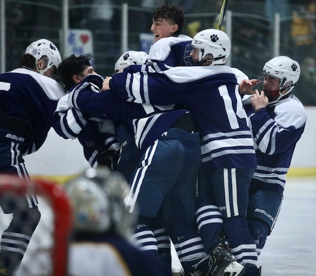McGrain the unlikely OT hero as Pittsford upends Victor
