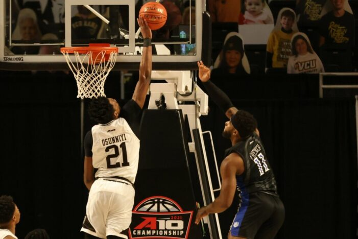 Bonnies punch ticket to Dayton after emphatically beating Billikens