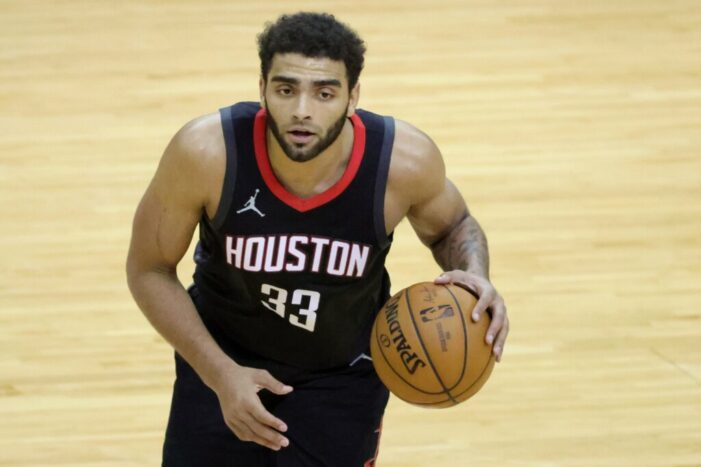 Lamb turns in near double-double in fifth NBA contest