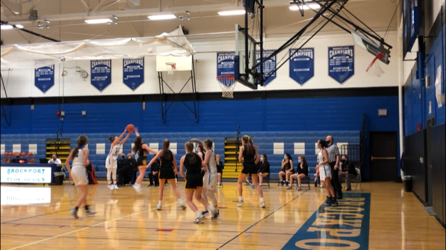 Pace and pressure lifts Brockport girls past HF-L