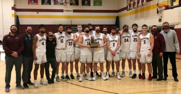 'Nothing that turned into something': Pittsford Mendon completes undefeated season with sectional title