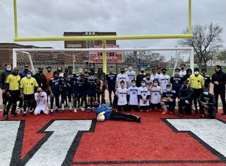 RCAC soccer enjoys Spring Showcase