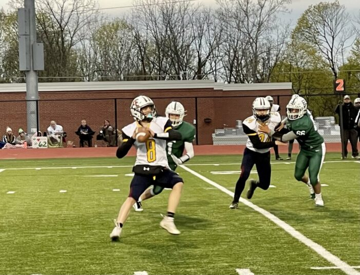 Mott and Oakfield-Alabama/Elba leave no doubt in win over Avon