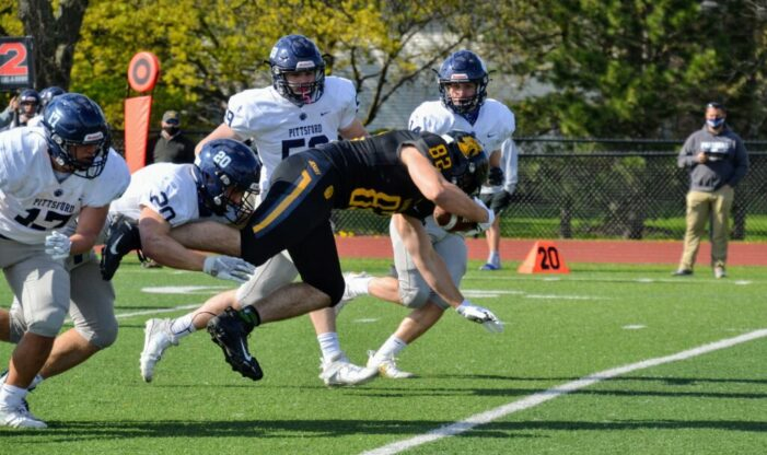 McQuaid Knights, late coach Parisi on their minds, advance to Class AA final