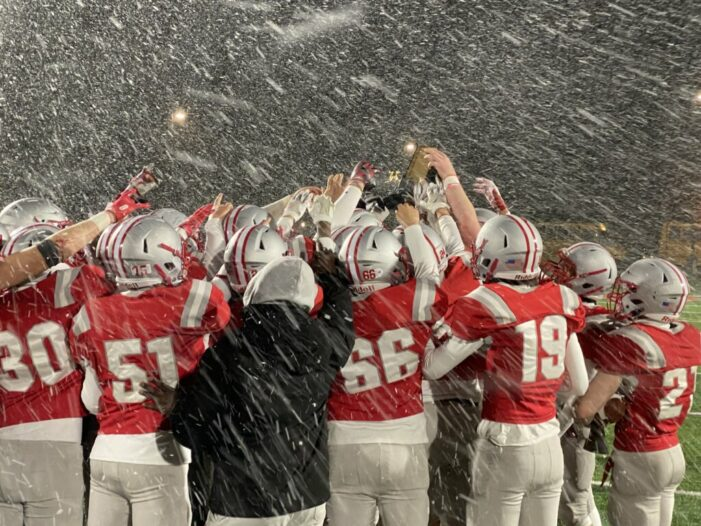 Canandaigua runs past East for 10th sectional title
