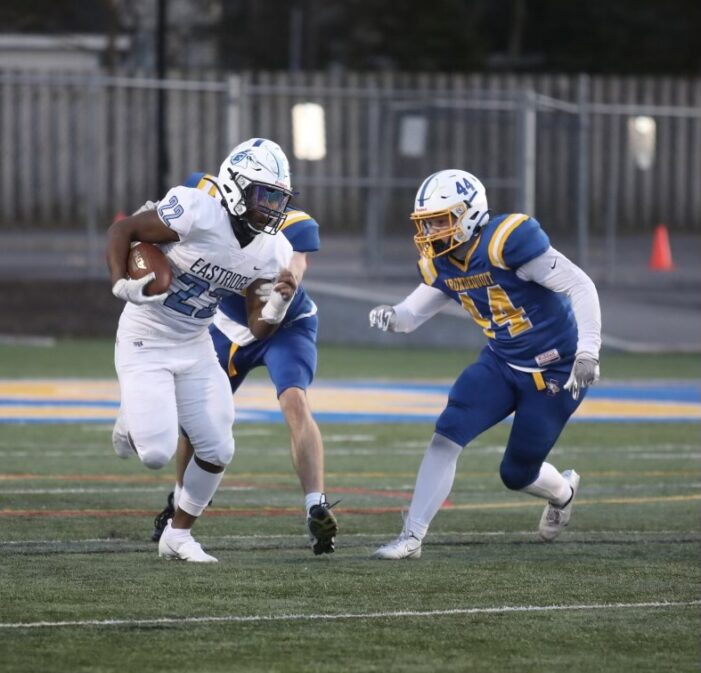 The Men's Room Wednesday Football Wrap: Boldrin's 4 TDs lead Canandaigua; Vance paces balanced Gates-Chili attack
