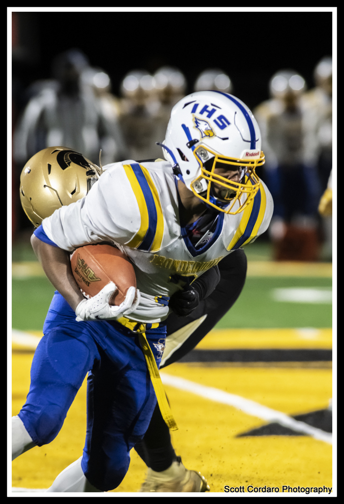 Irondequoit defense stands tall in third straight victory