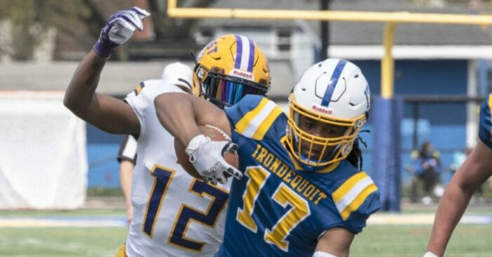 East earns chance at championship redemption, shuts out Irondequoit in Class A semifinal