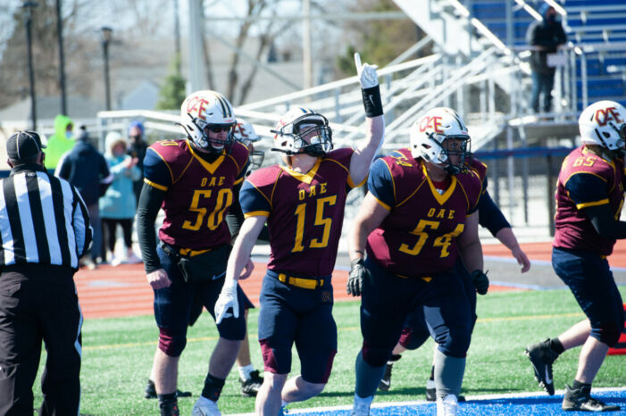 Mott adds four more TDs; Oakfield-Alabama/Elba rolls to third consecutive win