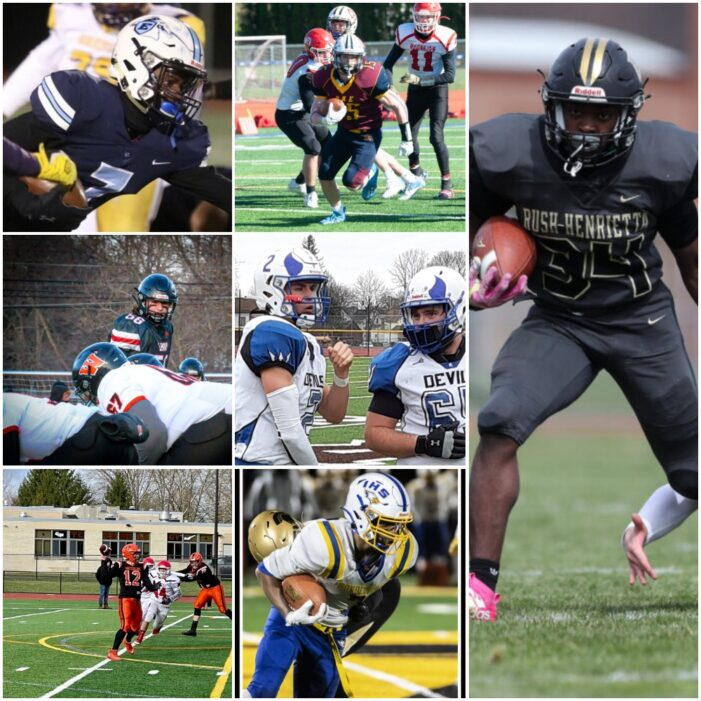Section V Football Week 4 Look Ahead: Wayne, HF-L meet in possible sectionals preview; Attica, Brockport, Eastridge and Pittsford seek quality wins over undefeated squads