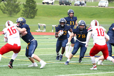 Victor, Baker stampede Hilton in Class AA semifinal