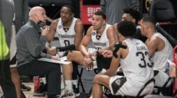 Bonnies make 3-point specialist Linton Brown's final three