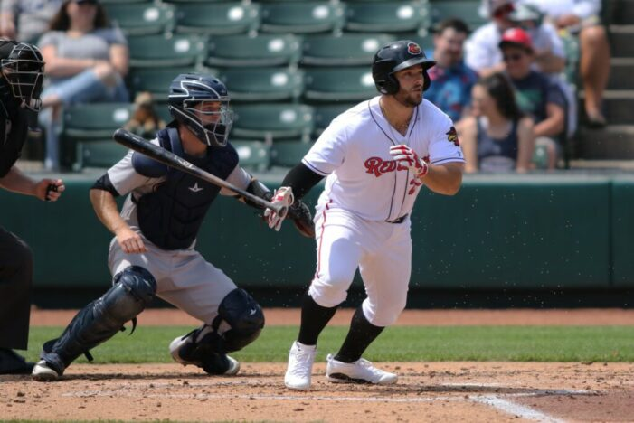 Sixth-inning surge carries Red Wings over Syracuse
