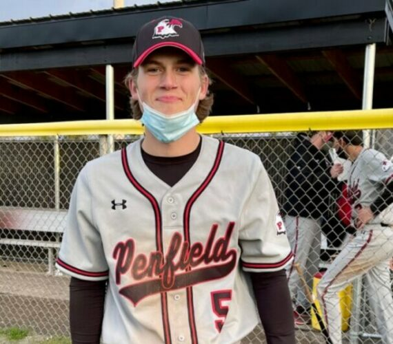 Pace hits for the cycle; Penfield improves to 2-0