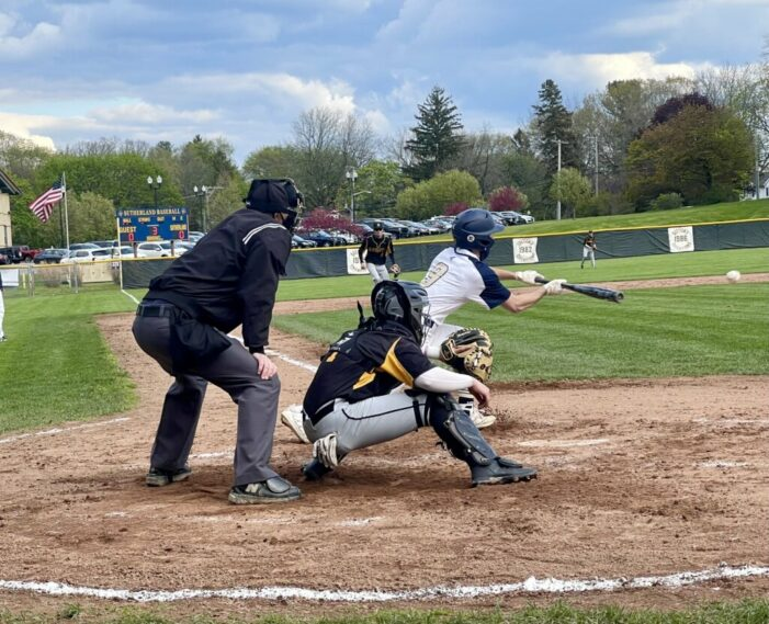 The Men's Room Monday Wrap: Cannon duo leads Spencerport to first win; Gananda's Walsh collects four hits and four RBI