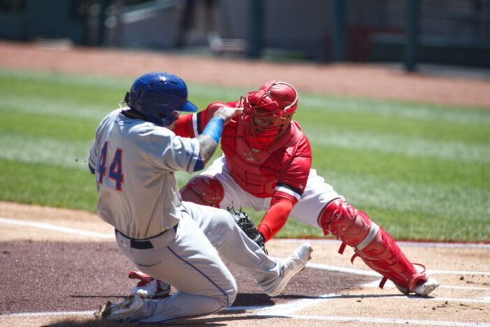Syracuse catcher uses a little old-school baseball to defeat Red Wings