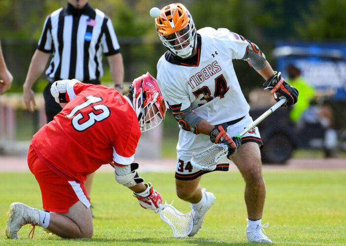 Hometown players help RIT into Division III Men's Lacrosse Championship