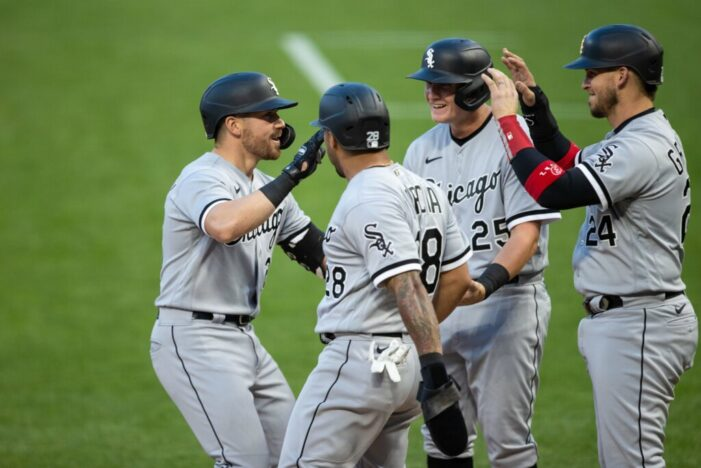Mendick connects on career-first grand slam