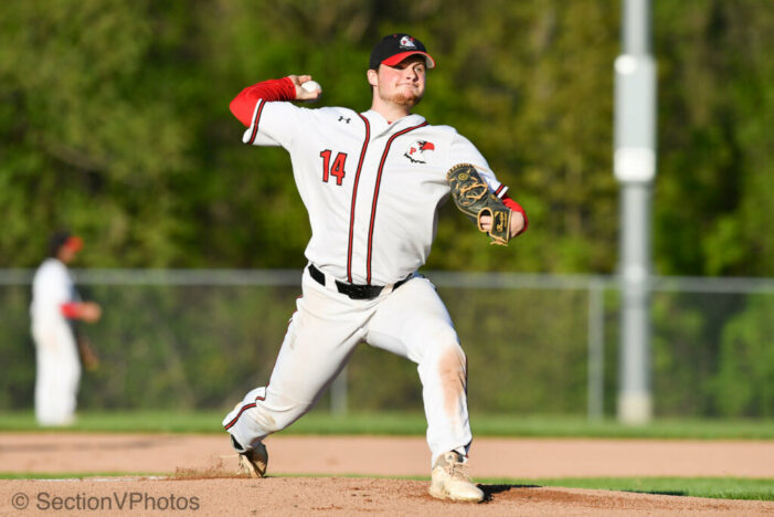 Penfield's Ziehl named Prep Baseball Report NYS Player of the Year