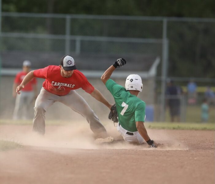 Thursday's ICBL Wrap: Tribassi leads Cardinals; Orioles and Monarchs can't decide winner