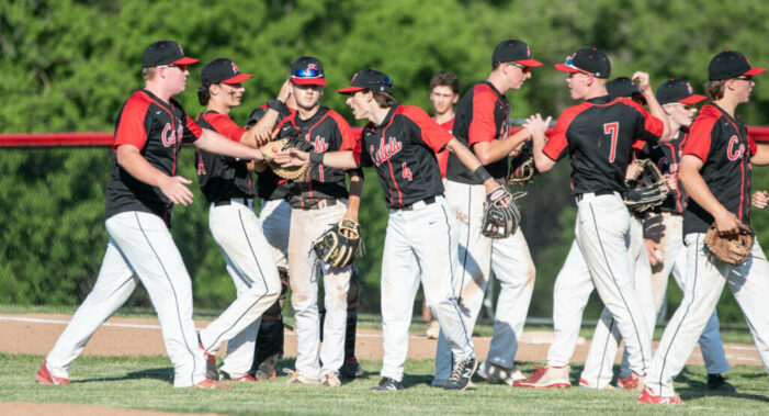 The Men's Room Wednesday Wrap: Penfield's Ziehl pitches no-hitter; O'Neil saves the day for Gananda
