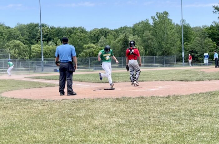 Sunday ICBL Wrap: Ducks rally to win for second time; Hicks pitches Blue Jays past Orioles