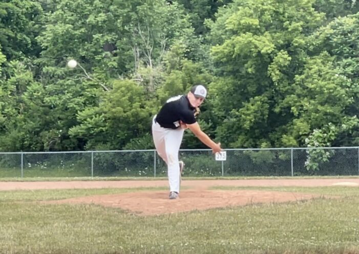 Brauer, Wallace earn ICBL weekly honors