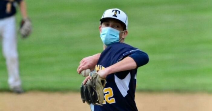 Heil dominates on the mound and at plate; Webster Thomas defeats Spencerport
