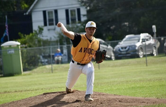 Avoca/Prattsburgh's Clements caps senior year with Class D2 honor