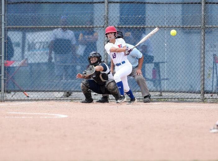 Nine-run inning leads Fairport over Victor in Class AA softball semifinals