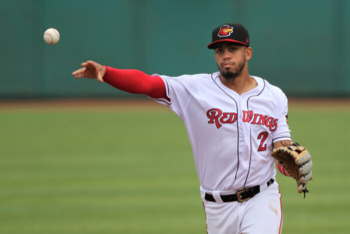 García Named Triple-A East Player of the Week