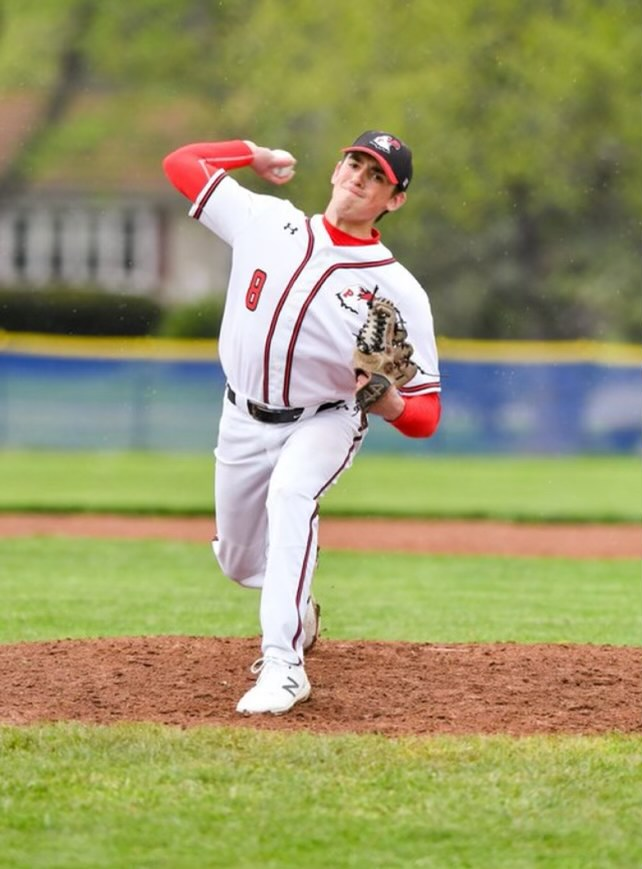 Dropped third strike the difference as Penfield wins semifinal pitchers' duel