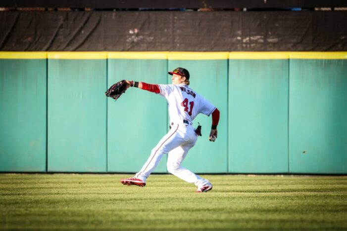 Chavis, Red Sox outslug Red Wings