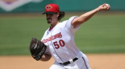 Red Wings shut out Springer, Bisons