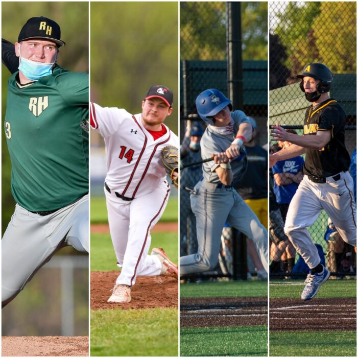 Saucke, Sleeper, Wintermute and Ziehl earn top Monroe County honors