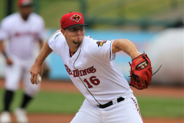 Red Wings can't overcome six-run first, three straight home runs in loss to Syracuse