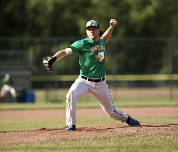 Friday ICBL Wrap: Van Bramer wins pitcher's duel; Monarchs edge Ducks