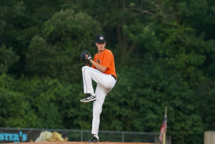 Sunday ICBL Wrap: Delaney hurls gem for Orioles; Wintermute shines in debut