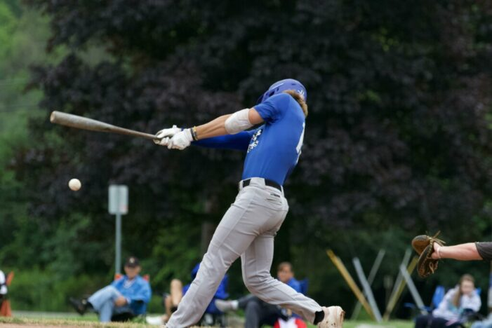 Sunday ICBL Wrap: Smith tosses one-hitter, Drake and Adams stifle Cardinal offense
