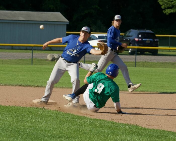 Wednesday ICBL Wrap: Maher leads as Ducks rally past Blue Jays