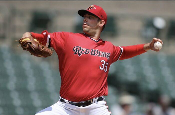 Worley stymies Red Wings as Mets grab series