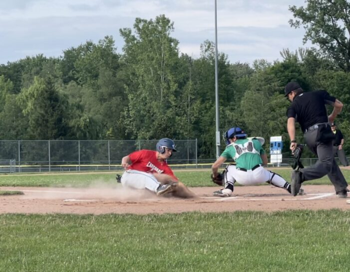 Thursday's ICBL Wrap: Tirabassi swats two home runs; Henshaw and Ferris shut down the Blue Jays