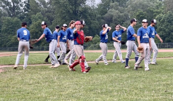 Monday ICBL Wrap: Trio of Blue Jays hurl shutout; Brauer tosses five scoreless in Orioles victory